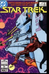 Star Trek (1st Series) [DC] 1984 - 1988 #2