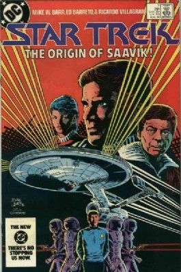 Star Trek (1st Series) [DC] #7