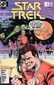 Star Trek (1st Series) [DC] 1984 - 1988 #31