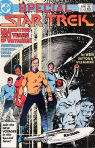 Star Trek (1st Series) [DC] 1984 - 1988 #33
