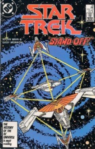 Star Trek (1st Series) [DC] 1984 - 1988 #35