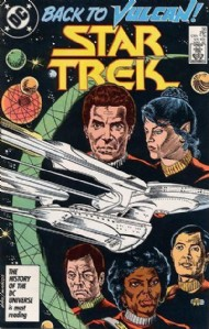 Star Trek (1st Series) [DC] 1984 - 1988 #36