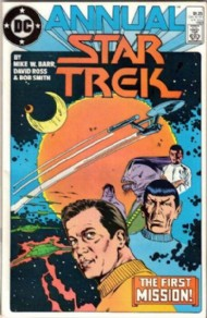 Star Trek (1st Series) Annual [DC] 1985 - 1988 #1