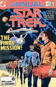 Star Trek (1st Series) Annual [DC] 1985 - 1988 #2