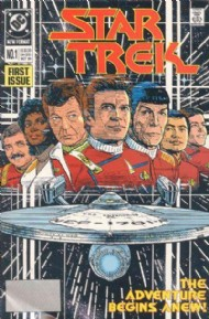 Star Trek (2nd Series) [DC] 1989 - 1996 #1