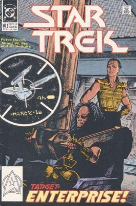 Star Trek (2nd Series) [DC] #3