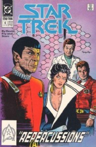 Star Trek (2nd Series) [DC] 1989 - 1996 #4