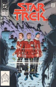 Star Trek (2nd Series) [DC] 1989 - 1996 #5