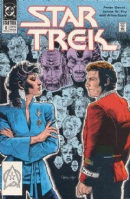 Star Trek (2nd Series) [DC] 1989 - 1996 #6