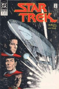 Star Trek (2nd Series) [DC] 1989 - 1996 #7