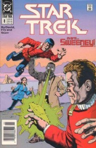 Star Trek (2nd Series) [DC] 1989 - 1996 #8