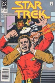 Star Trek (2nd Series) [DC] 1989 - 1996 #9