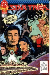 Star Trek (2nd Series) Annual [DC] 1990 - 1995 #1