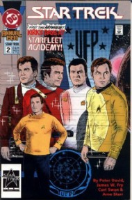 Star Trek (2nd Series) Annual [DC] 1990 - 1995 #2