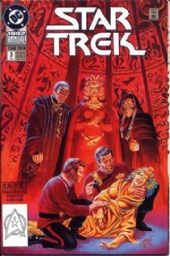 Star Trek (2nd Series) Annual [DC] 1990 - 1995 #3
