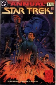 Star Trek (2nd Series) Annual [DC] 1990 - 1995 #4
