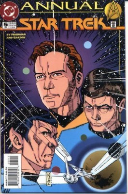 Star Trek (2nd Series) Annual [DC] #5
