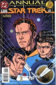 Star Trek (2nd Series) Annual [DC] 1990 - 1995 #5