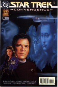 Star Trek (2nd Series) Annual [DC] 1990 - 1995 #6