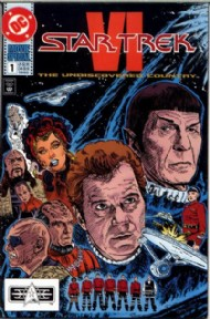 Star Trek VI: the Undiscovered Country 1991 #1