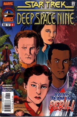 Star Trek: Deep Space Nine #8
