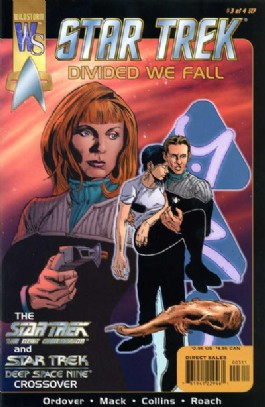 Star Trek: Divided We Fall #3