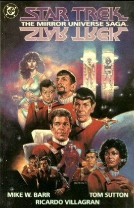 Star Trek: the Mirror Universe Saga