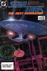 Star Trek: the Next Generation 1988 #1