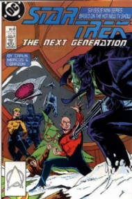 Star Trek: the Next Generation 1988 #2