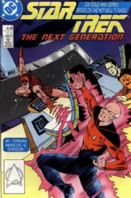 Star Trek: the Next Generation 1988 #3