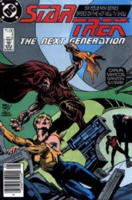 Star Trek: the Next Generation 1988 #4