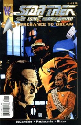 Star Trek: the Next Generation - Perchance to Dream #1
