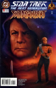 Star Trek: the Next Generation - Shadowheart 1994 - 1995 #1