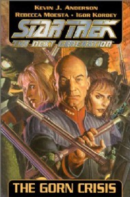 Star Trek: the Next Generation - the Gorn Crisis 2001