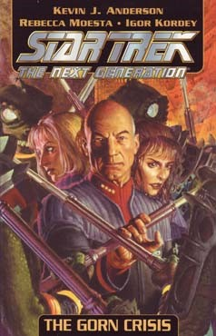 Star Trek: the Next Generation - the Gorn Crisis