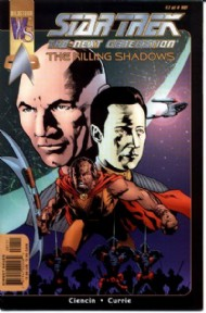 Star Trek: the Next Generation - the Killing Shadows 2000 - 2001 #1