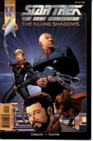 Star Trek: the Next Generation - the Killing Shadows 2000 - 2001 #2