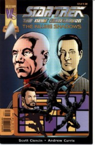 Star Trek: the Next Generation - the Killing Shadows 2000 - 2001 #3