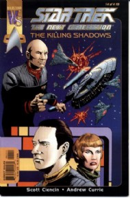 Star Trek: the Next Generation - the Killing Shadows 2000 - 2001 #4