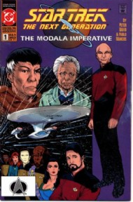 Star Trek: the Next Generation - the Modala Imperative 1991 #1