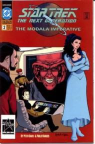 Star Trek: the Next Generation - the Modala Imperative 1991 #2
