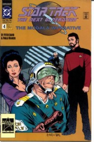 Star Trek: the Next Generation - the Modala Imperative 1991 #4