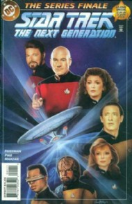 Star Trek: the Next Generation - the Series Finale 1994