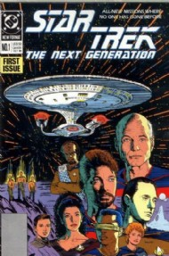 Star Trek: the Next Generation (2nd Series) 1989 - 1996 #1
