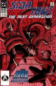 Star Trek: the Next Generation (2nd Series) 1989 - 1996 #4
