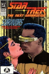 Star Trek: the Next Generation (2nd Series) 1989 - 1996 #5