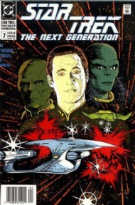 Star Trek: the Next Generation (2nd Series) 1989 - 1996 #7