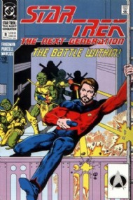 Star Trek: the Next Generation (2nd Series) 1989 - 1996 #8
