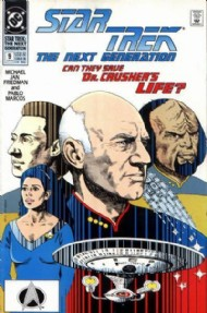 Star Trek: the Next Generation (2nd Series) 1989 - 1996 #9