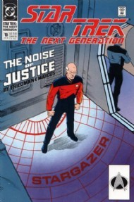 Star Trek: the Next Generation (2nd Series) 1989 - 1996 #10